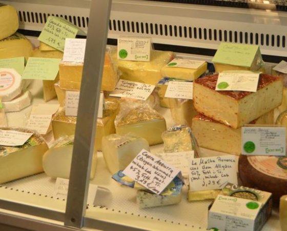 käse & kühlprodukte