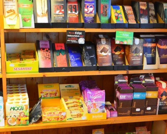 snacks & süßigkeiten